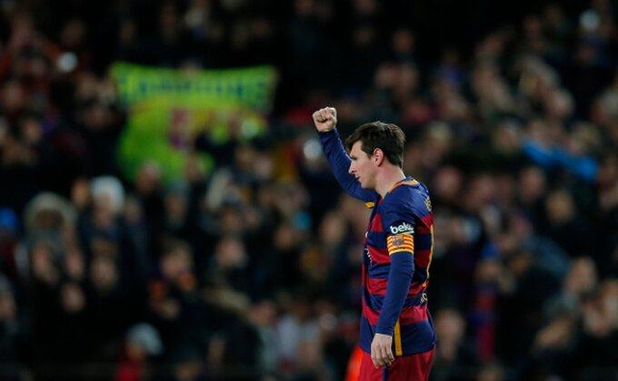 Mesijeva magija, Barsa izjednačila Realov rekord, titula sve bliža!