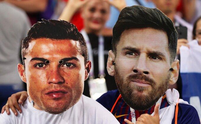 Čiji je transfer veći, Mesijev ili Ronaldov? Tviter kaže da je ubedljivo!