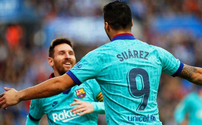 Mesi i Suarez ponovo u istom timu - zna se gde i kada?