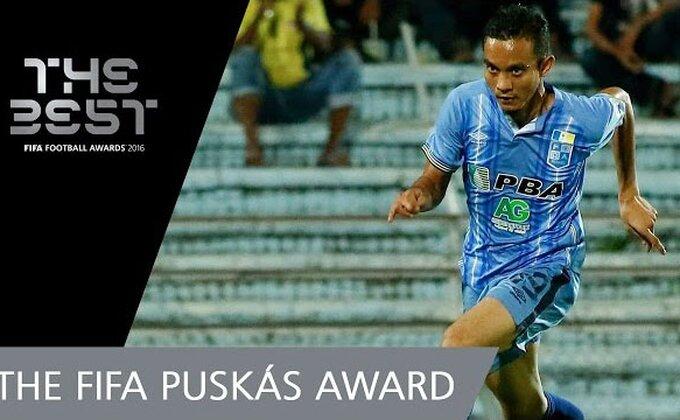 """""""Puškaš"""" u rukama fudbalera iz Malezije!"""