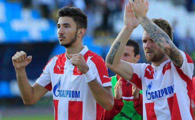Pre nego što ode u Liverpul, Grujić bi da uživa u pobedama nad Partizanom