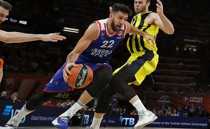 Sjajni Micić i Larkin prekinuli dominaciju Fenera, Efes je prvak Turske!