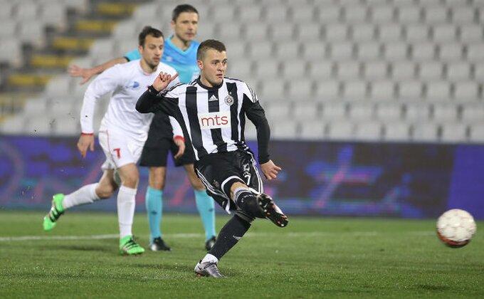 Penal za Partizan - Ima li šta sporno?