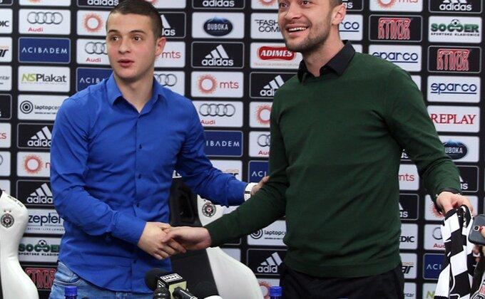 Iliev ponosan na ekipu Partizana: ''Retko fini fudbaleri''! Evo šta su im poručili Stojke, Jojić, ''Lola''...