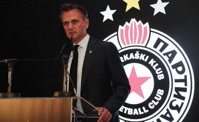 """Ostoja: """"Partizan hoće titulu na parketu!'' A šta je sa trenerom, igračima i budžetom?"""