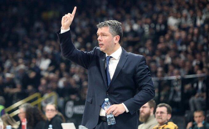 Trener Budućnosti se izvinio Partizanu