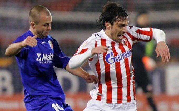 Zvezda 'diše za vrat' Partizanu!