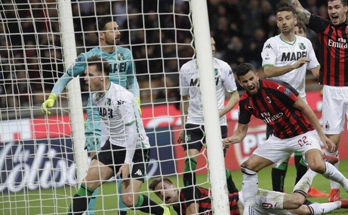 Donaruma hipnotisao Đuričića, Milan preskočio Inter!