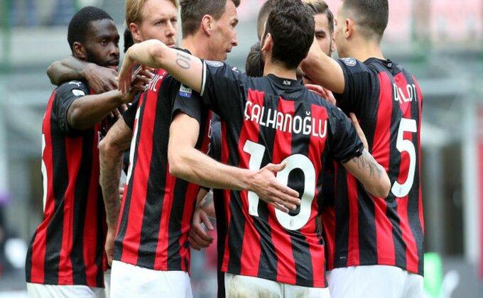 Đenova ima za čim da žali, Milan srećno stigao do pobede.