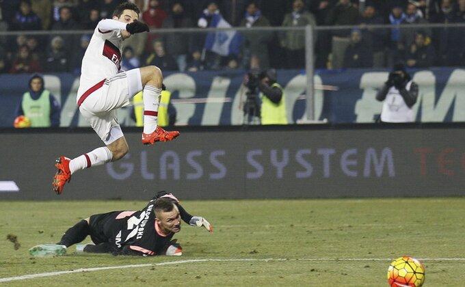 Milanu bod u Empoliju!