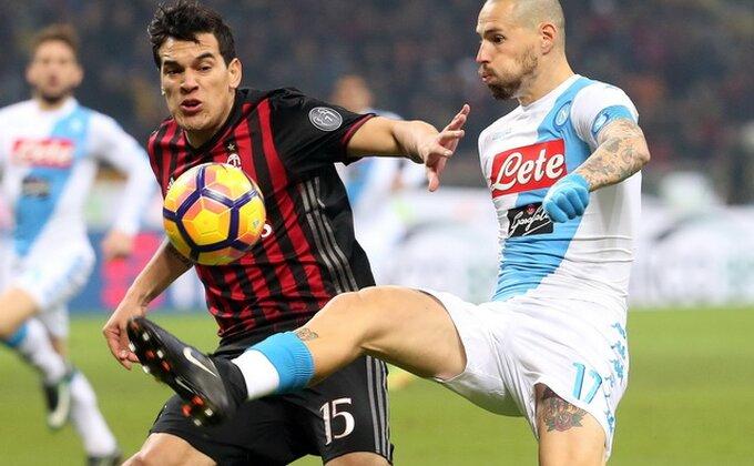 Kad igraju Milan i Napoli, ne može da bude dosadno! ''Rosoneri'' praznih šaka!