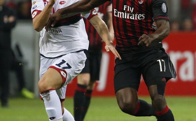 Milan prišao Interu na dva boda razlike