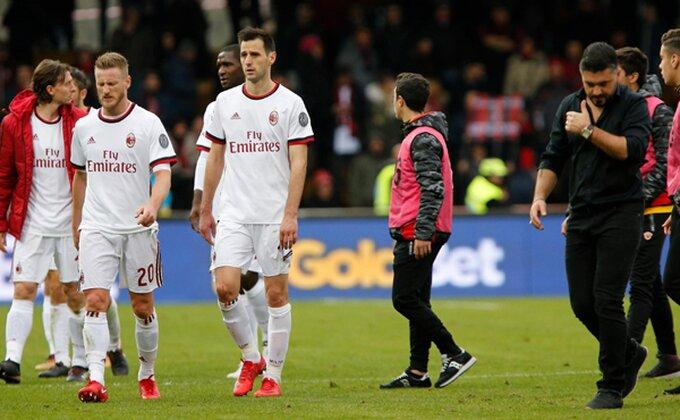 Kraj sna - Milan bez LŠ, imaju trenera za sledeću sezonu, sedmorica odlaze....