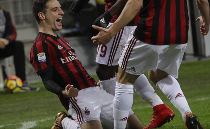 Kakav udarac za Milan, vezista završio sezonu!