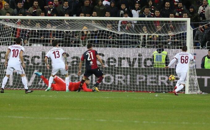 Milan grabi ka Evropi - nova pobeda, ali uz mnogo sreće u 95. minutu!