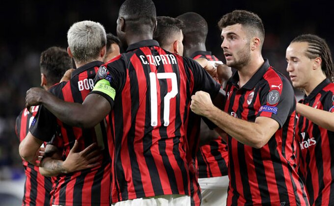 Emotivni masakr fudbalera Milana