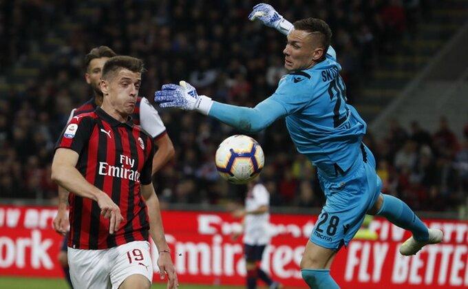 Burno u Milanu, pljuštale teške reči i crveni kartoni, možemo da zamislimo Mihinu reakciju posle svega!