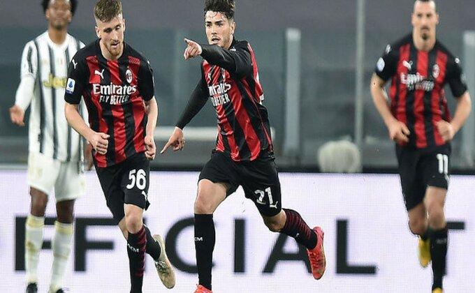 Milan demolirao Juventus, bivši šampion se ne pita ni za Ligu šampiona