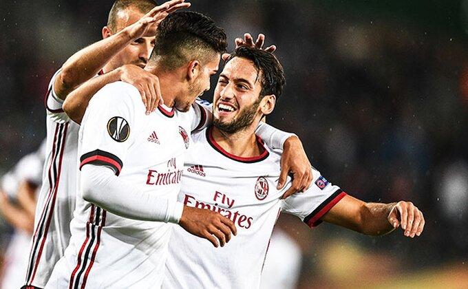 Silva i Milan - Nije gotovo!