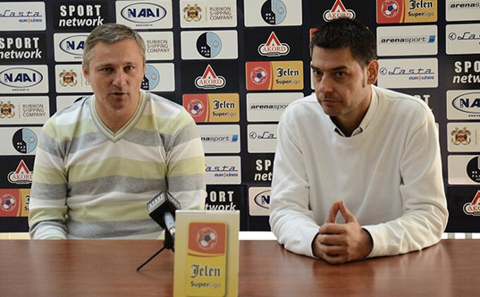 "Milanović: ""Vojvodina odlična, zadovoljni smo bodom"""