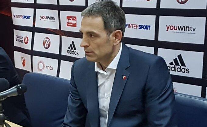 """Topić: """"Neverovatna pobeda, imali smo posebni motiv da konačno prekinemo dominaciju Olimpijakosa"""""""