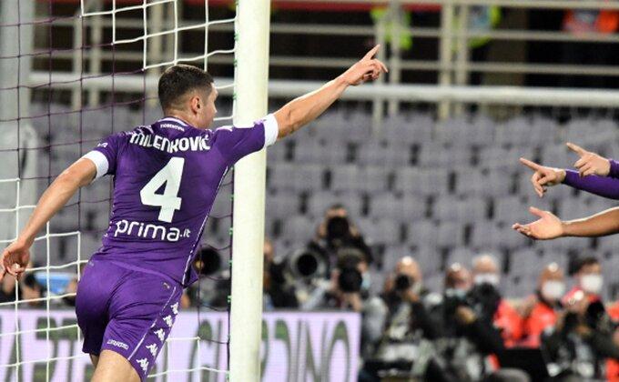 Fiorentina prekinula niz, Kastrovili heroj, pogodio i Bleki