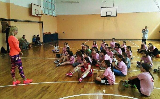 Poruka Milice Dabović: ''Ako nisi dobar čovek, ne možeš da budeš ni dobar sportista''