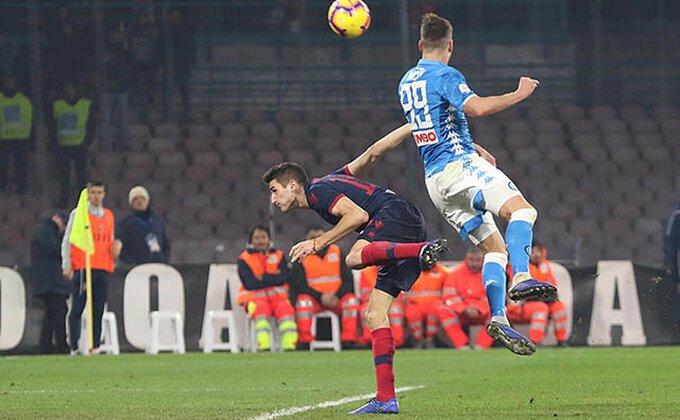 Napoli odustaje od Pjateka, želi njegovog saigrača?