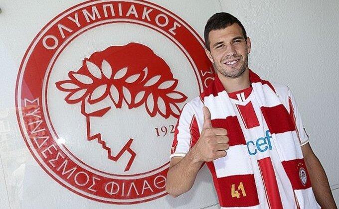 Luka Milivojević pogodio za ubedljivu pobedu Olimpijakosa!