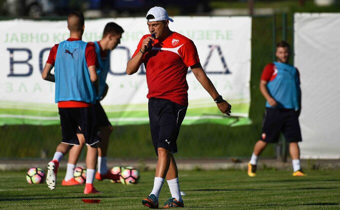Zvezda nije pobedila reprezentaciju Užica, kako je reagovao Vladan Milojević?