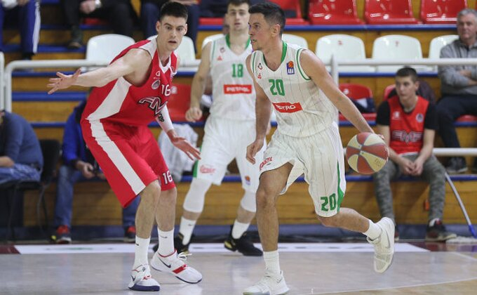 ABA - Olimpija ispustila pobedu u Železniku