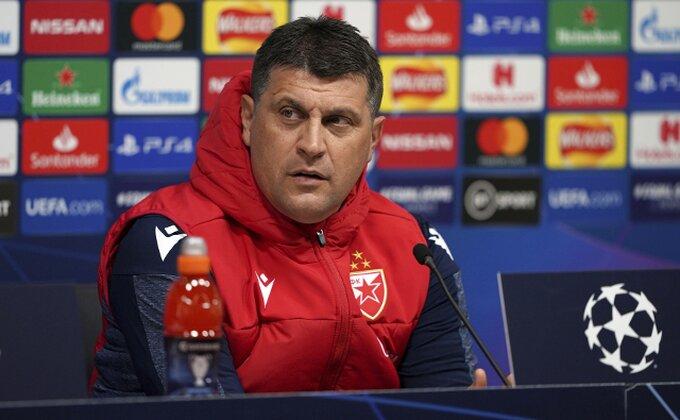 """Miloje oduševljen protivnikom, fudbal je kad te pritiskaju na """"Marakani""""!"""