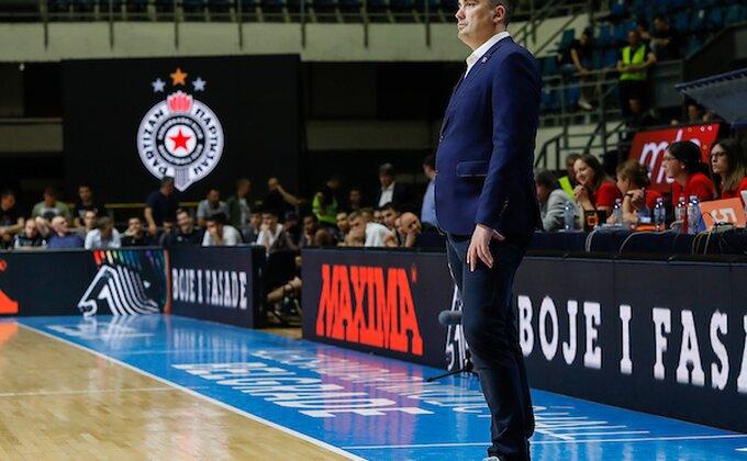 Milojević razočaran: ''Umesto da budemo prvi, sad smo drugi...''