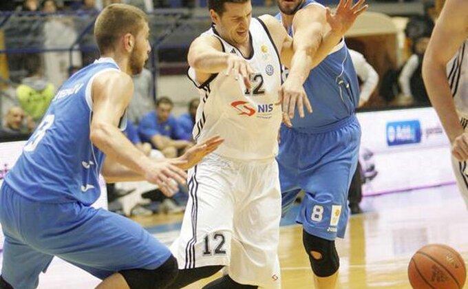Trener Levskog: ''Hvala Partizanu na ovakvom dočeku''