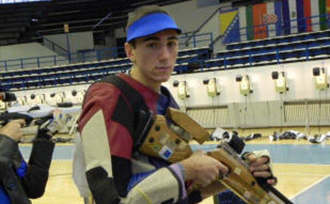 Srpski juniori peti u Evropi