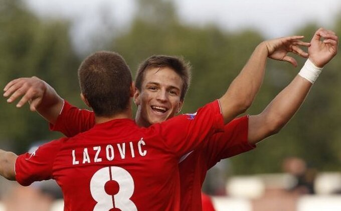 """Milunović: """"Da se ponovi Ventspils"""""""