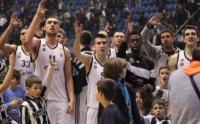 Partizan - Putuj Evropo?!