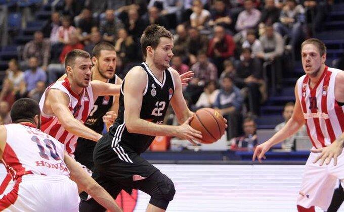 Najbolje od Partizana u Zadru - Milutinović za '3+1'!