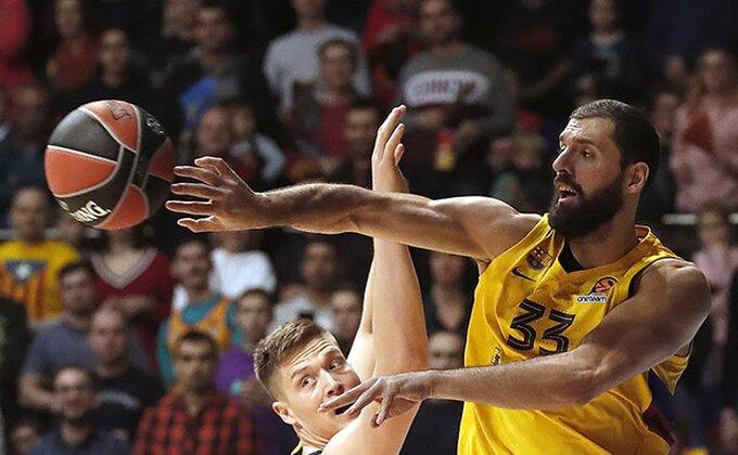 """EL - Mirotić u NBA modu, """"stotka"""" Barse u Podmoskovlju, Zenit prekinuo neprijatnu seriju"""