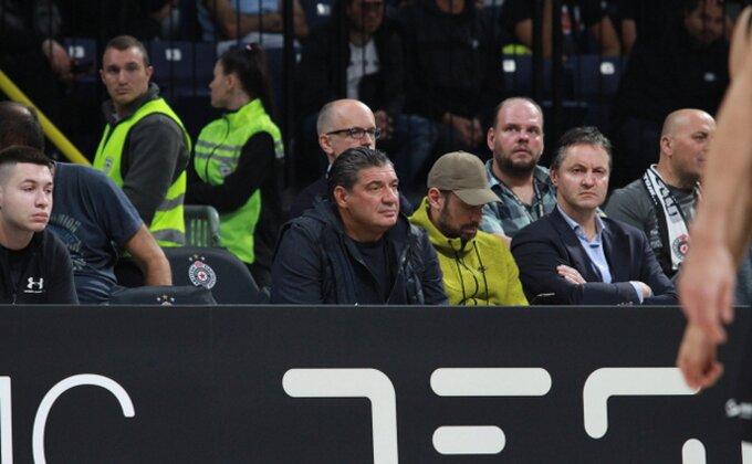 Miško se oglasio, tiče se Partizana i centra!