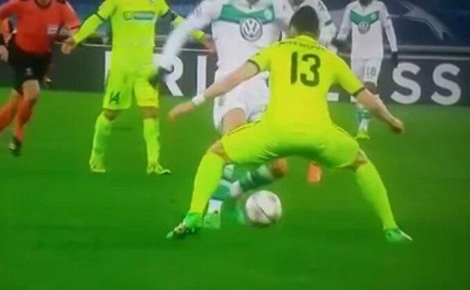 Maestralni Draksler se igrao sa Mitrovićem!