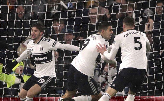 Nije sve u golovima, Mitrović prelepim gestom dodatno oduševio Engleze!