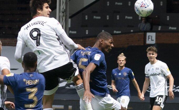 Mitar pokazao Parkeru zašto mora da igra, 50. gol za Fulam!