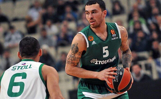 Armani puca visoko - U Milano stiže košarkaš Panatinaikosa