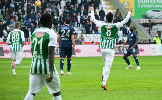 """Da li je i za """"Puškaša""""? Turci odabrali, Jevtovićev gol najlepši u 2020!"""
