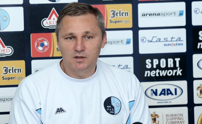 Milanović: ''Zvezda, Partizan i Čuka - nivo iznad nas''