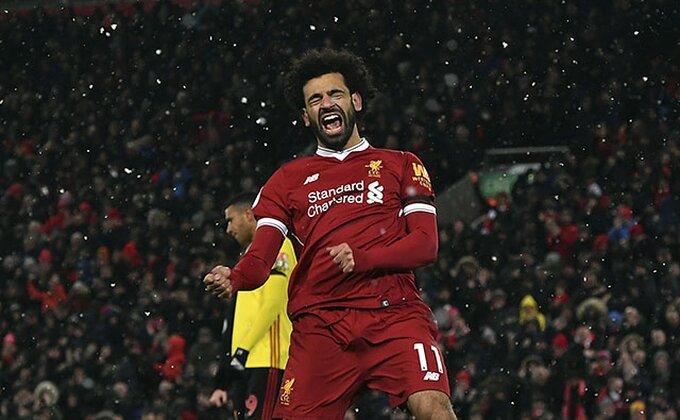 Nikad uzbudljivija trka - Hoće li Salah prekinuti dominaciju velikog trija?!