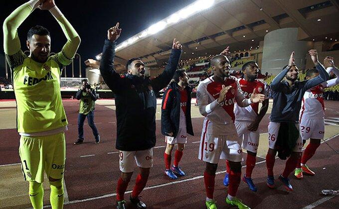 """Baš ste """"Kneževi""""! Ovo su pevali navijači Monaka nakon eksplozije!"""