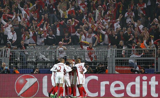 Monako slavio posle preokreta, titula nikad bliže, Falkao pokazao da je majstor i za slobodnjake!