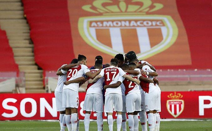 Liga 1 - Monako za sedam minuta napunio mrežu Amjena, ubedljive pobede Nice i Strazbura, slavio i Ren
